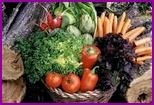 Самые безопасные овощи и фрукты