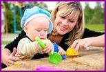 Интересные занятия с малышом от 1 года