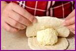 Хачапури с творогом: правильные рецепты