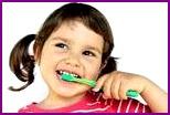 Как выбрать зубную щётку ребёнку?