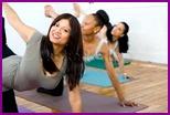 Похудение с помощью йоги