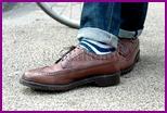 Как узнать о характере мужчины по его носкам?