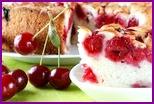 Пирог с вишней - рецепты и советы поваров