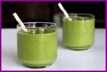 Зеленые коктейли для красоты и здоровья