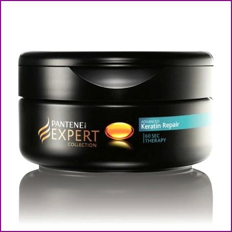 Защита и восстановление волос с новой коллекцией PANTENE EXPERT COLLECTION ADVANCED KERATIN REPAIR