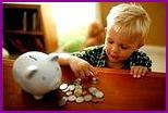 Как научить ребенка считать деньги?