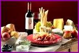 Все о закусках для вина
