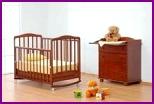 Выбираем правильную кроватку и удобный матрас для новорожденного ребенка