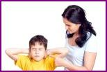 Почему дети становятся непослушными?