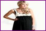 Удобные платья для беременных женщин