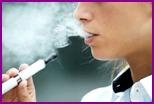 Дети чаще пробуют электронные сигареты, чем обычные