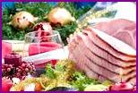 Мясной стол на Новый год 2015