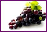 Виноград – ягода красоты