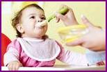 Рецепты первого прикорма: суточный рацион ребенка