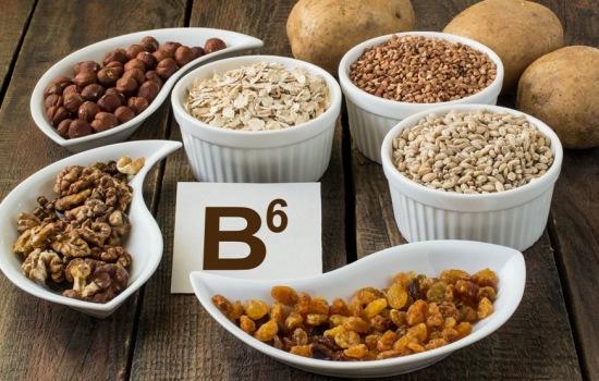 В каких продуктах содержится витамин В6 и как он влияет на здоровье. Симптомы нехватки витамина В6, как получить его из продуктов питания
